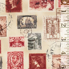 Longfellow Stamps Cream 41522-4
