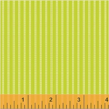 Candy Land Lime Stripe