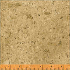 Seven Sea Texture Almond Fabric (51385-2)