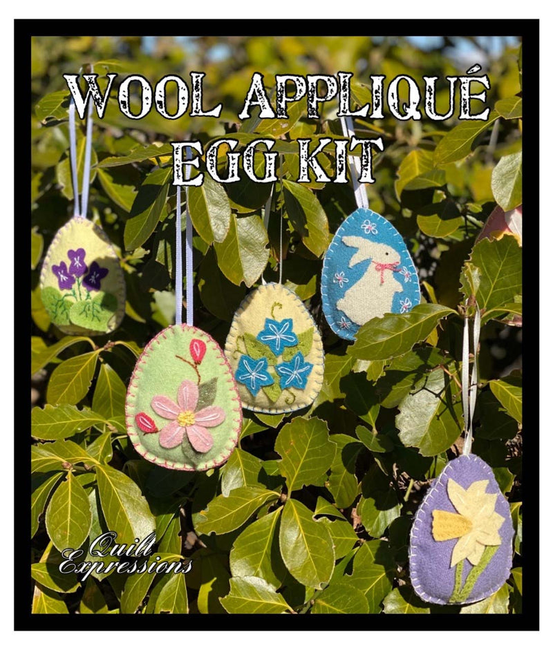 Wool Eggs Kit