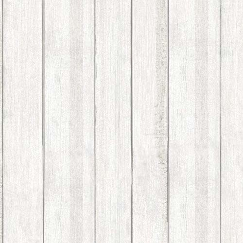 Lake Life Wood Texture Gray Fabric (68506-990)