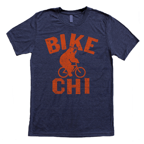 Bike Chi Tee - HomeTown Riot