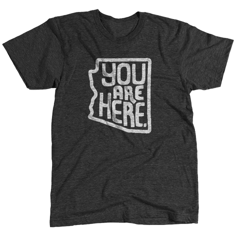 Arizona YAH Tee - HomeTown Riot