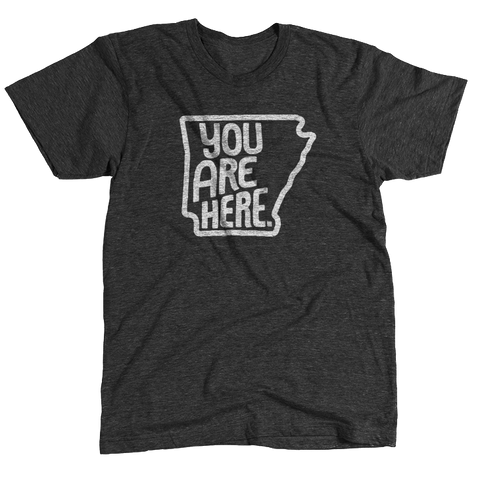 Arkansas YAH Tee - HomeTown Riot