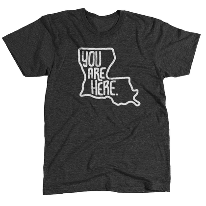 Louisiana YAH Tee - HomeTown Riot