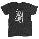 Mississippi YAH Tee - HomeTown Riot