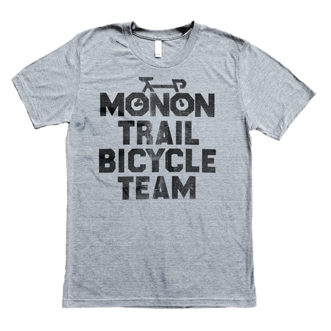 Monon Trail Bicycle Team Tee - HomeTown Riot