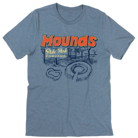 Mounds State Park Tee - HomeTown Riot