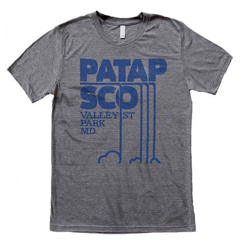 Patapsco Valley St Park Tee - HomeTown Riot