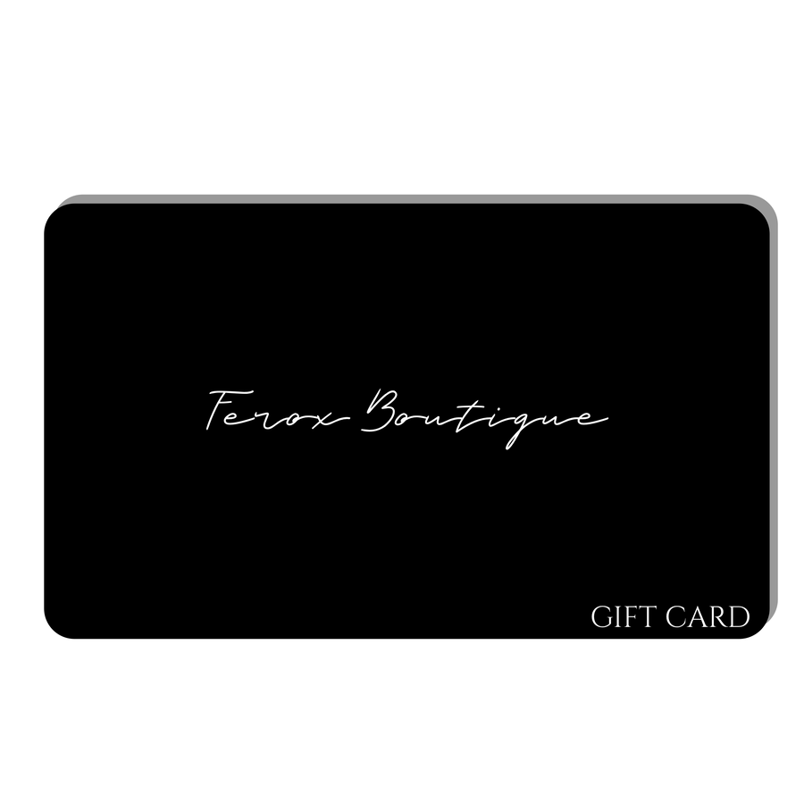 Ferox Boutique Gift Card