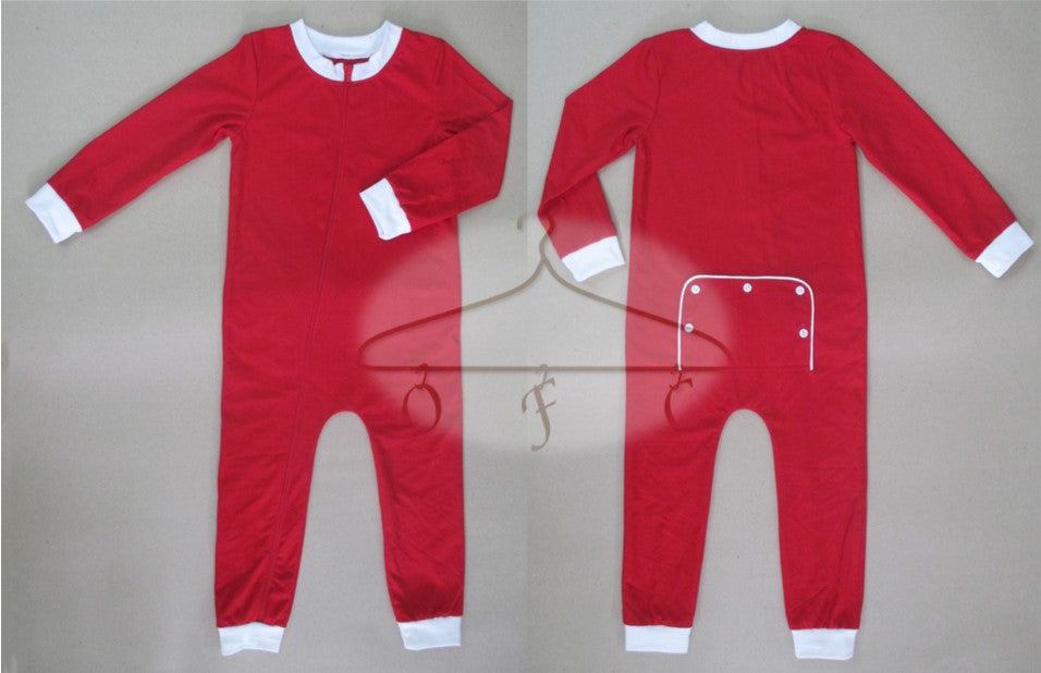 Christmas Long Jon Loungewear