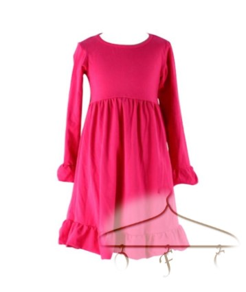 Long Sleeve Lap Dress