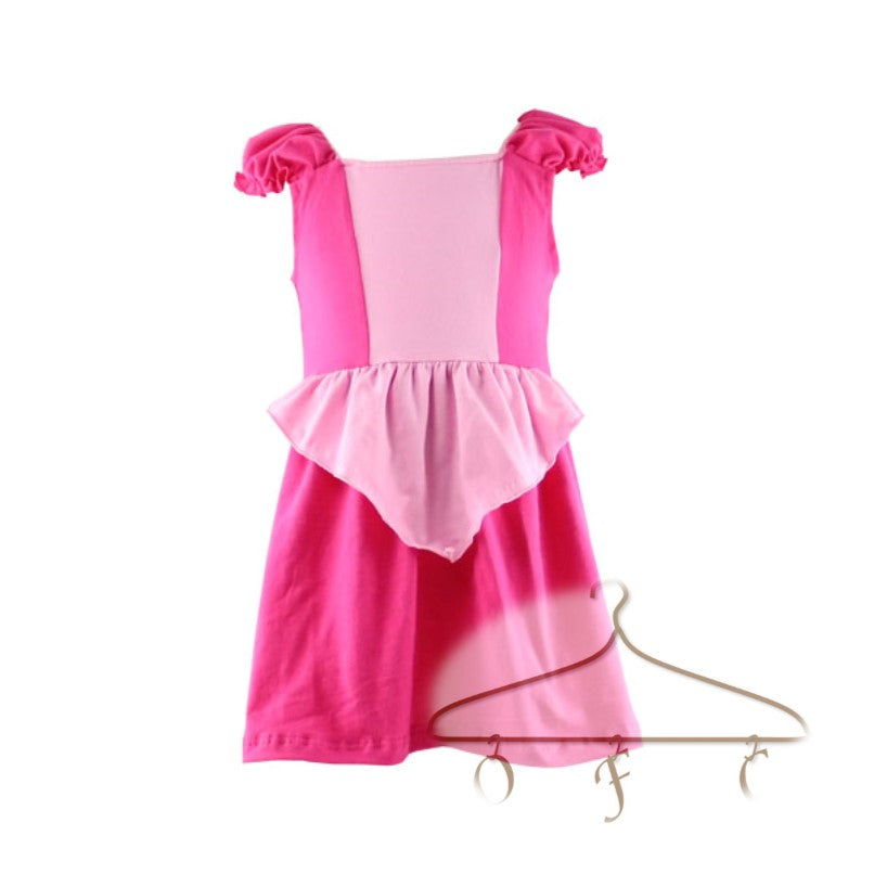 Aurora Pink Princess Dress