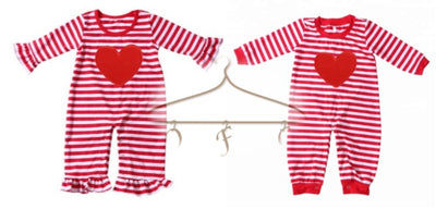Sweethearts Rompers
