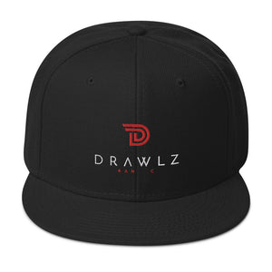 Drawlz Originalz Snap Back