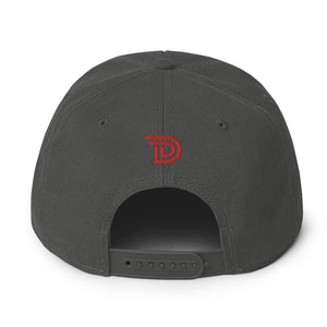 The D Snapback
