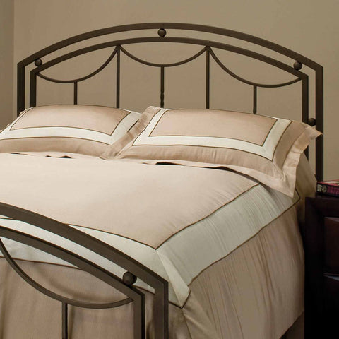 Arlington Headboard in Deep Bronze