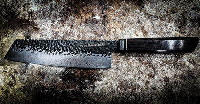 Buy Online High quality Hurricane-alpha Stoirm Dorcha - The Best Chef's Knife - Hurricane-Alpha