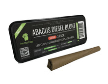 Load image into Gallery viewer, Abacus Diesel Blunts 3 Pack