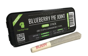 Blueberry Pie Joints 3 Pack