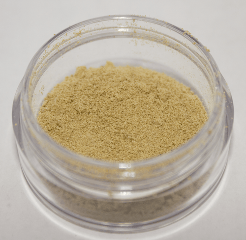 High-Melt CBD Dry Sift Hash
