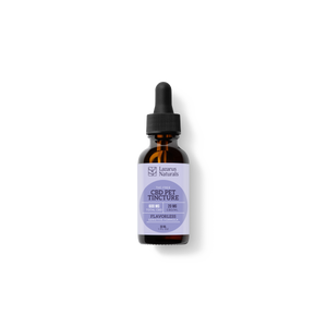 Sensitive Pet CBD Oil Tincture - All Species