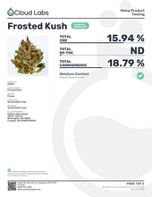 Load image into Gallery viewer, Frosted Kush