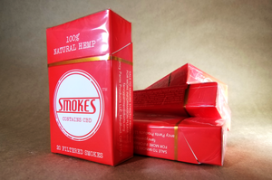 Hemp Smokes Cigarettes - 20 Pack