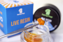 Load image into Gallery viewer, Lifter Hemp Extract Live Resin