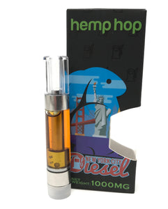 NYC Diesel CBD Vape Cartridge