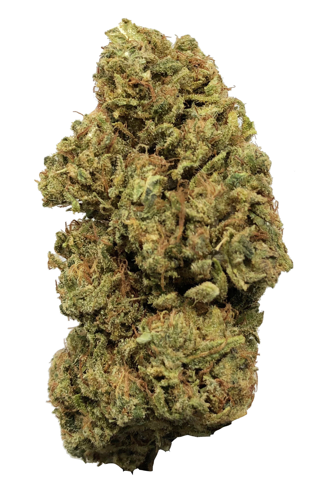 Orange Kush CBD Hemp Flower - High CBG & Terpenes