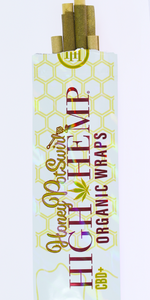 High Hemp CBD Wraps