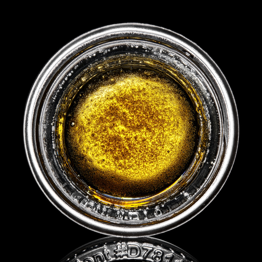 Sour Space Candy CBD Dabs Live Resin