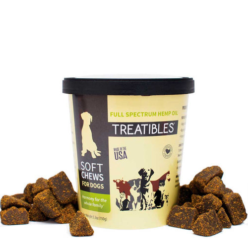 Treatibles Soft Chews for Dogs