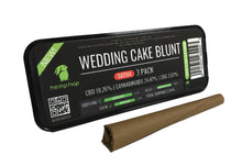 Load image into Gallery viewer, Wedding Cake Blunts 3 Pack