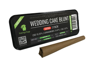 Wedding Cake Blunts 3 Pack