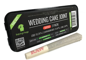 Wedding Cake Joint 3 Pack