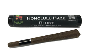 Honolulu Haze Hemp Blunt