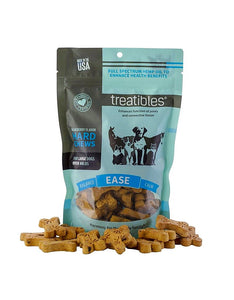 cbd dog treats hemp blueberry