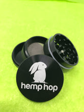 Load image into Gallery viewer, Hemp Hop Flower Grinder