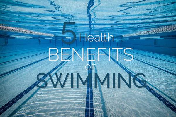 5 Health Benefits of Swimming