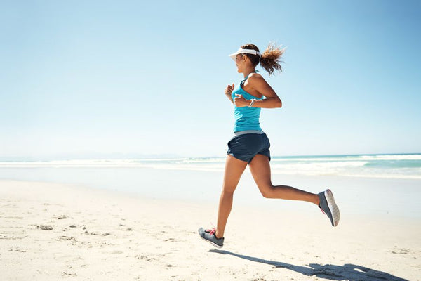 7 INCREDIBLE BENEFITS OF BEACH RUNNING