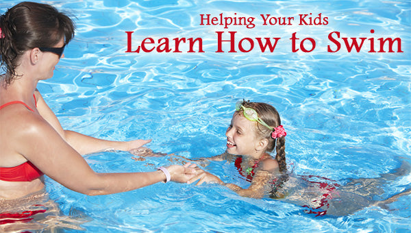 Awesome Tips on Helping Your Kids Learn How to Swim