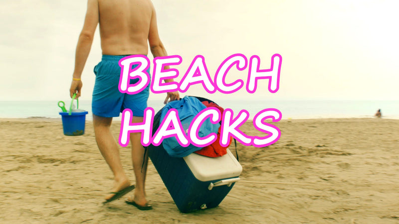 8 Cool Beach hacks To Improve Your Holiday