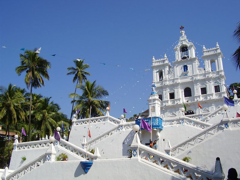 Our Guide To Panjim-The Cheerful Capital Of Goa