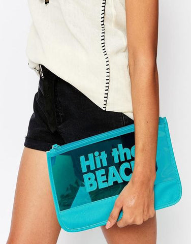 https://www.thebeachcompany.in/collections/beach-bags/products/hit-the-beach-slogan-clutch-bag