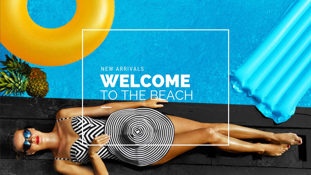 New Arrivals I The Beach Company