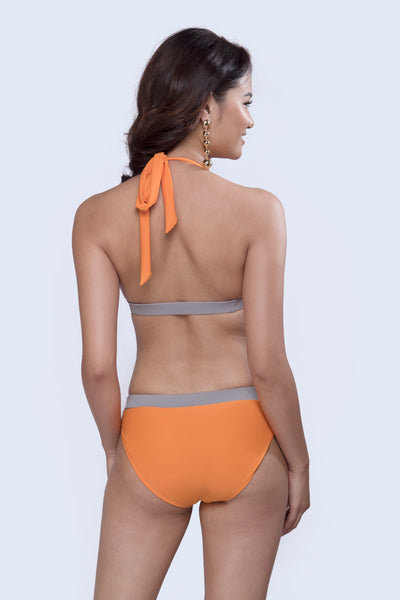 Orange Statement Bikini