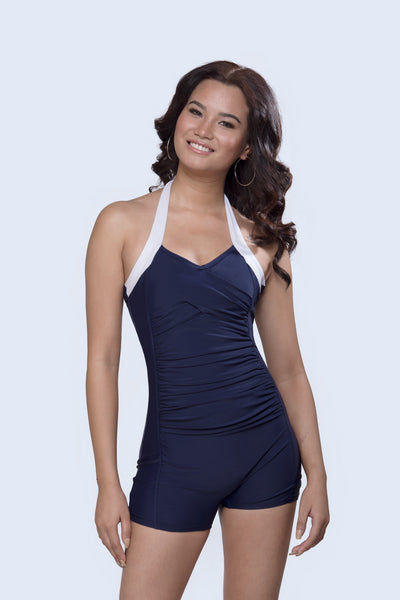 Rouched Classic Swimsuit