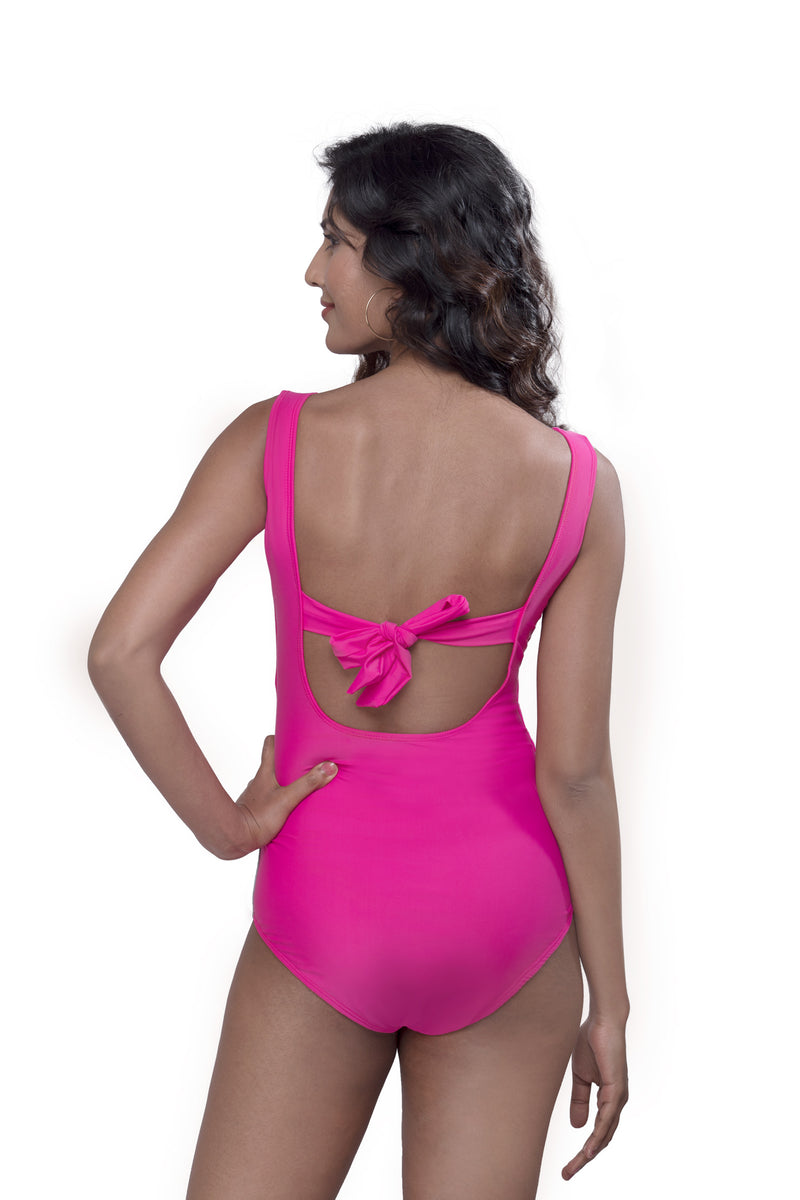 Fuschia Fun Swimsuit